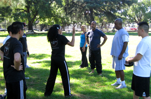 Jeet Kune Do Backyard Group
